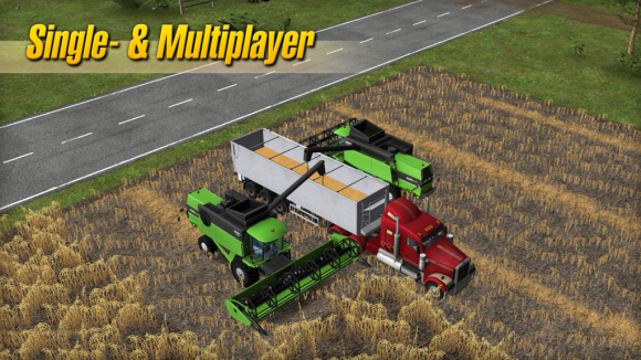 Farming Simulator 14 -3