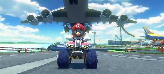Mario Kart 8