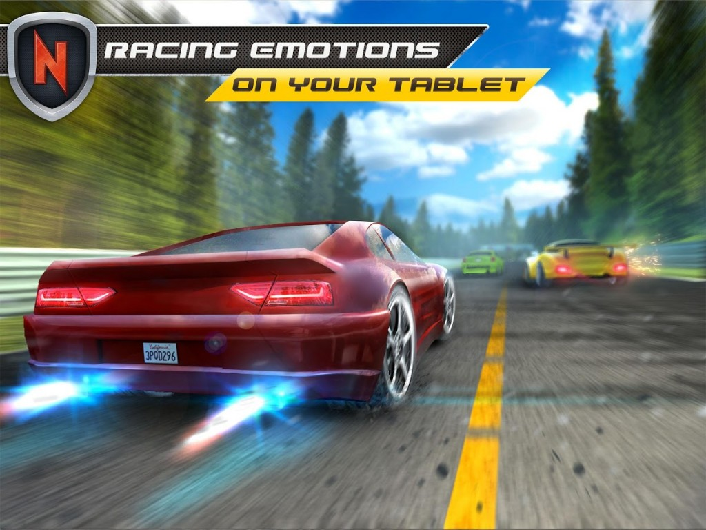 Real Speed  Need for Asphalt 1