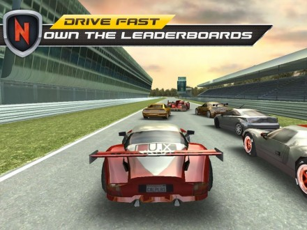 Real Speed  Need for Asphalt 4