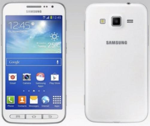 Samsung Galaxy Core Beyaz