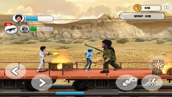 Sholay Bullets of justice 2