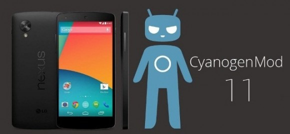 CyanogenMod Android 4.4.2 ROM