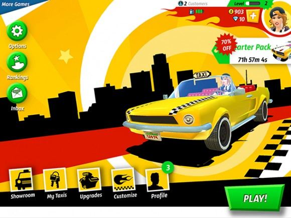 Crazy Taxi City Rush 5