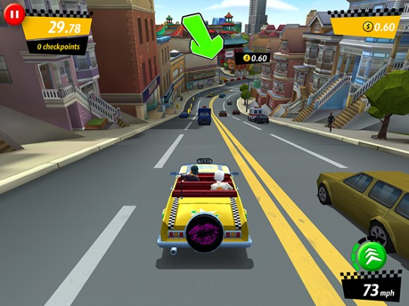 Crazy Taxi City Rush 6