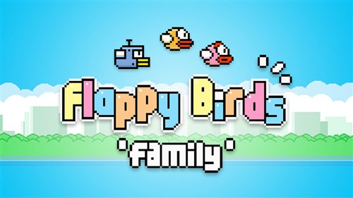 Flappy Birds Family 2