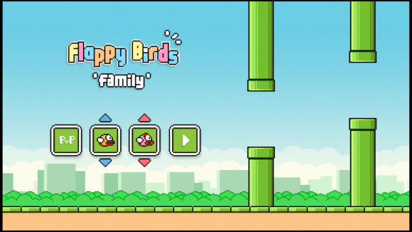 Flappy Birds Family 3