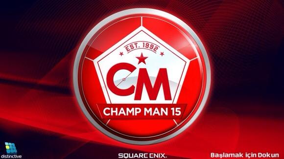 CHAMP MAN 15
