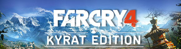 Far Cry 4 Kyrat Edition